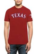 47 Texas Rangers Red Team Club Tee