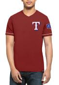 47 Texas Rangers Red Diamond King Fashion Tee