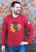 47 Chicago Blackhawks Red Two Peat Fashion Tee