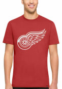 '47 Detroit Red Wings Red All Pro Flanker Tee Fashion Tee