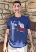 47 Texas Rangers Blue Flanker Fashion Tee