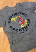 Original Retro Brand Chevrolet Michigan Grey Exporting Greatness Short Sleeve T Shirt