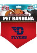 Dayton Flyers Team Pet Bandana