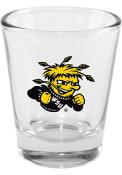 Wichita State Shockers 2oz Collector Shot Glass