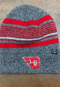 Dayton Flyers Lansing Cuff Knit - Grey
