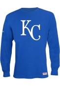Kansas City Royals Blue Imprint Tee