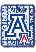 Arizona Wildcats 46x60 Double Play Jacquard Tapestry Blanket