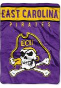 East Carolina Pirates 60x80 Basic Raschel Blanket