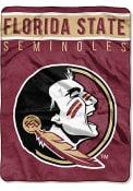 Florida State Seminoles 60x80 Basic Raschel Blanket