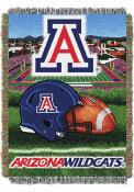 Arizona Wildcats 48x60 Home Field Advantage Tapestry Blanket