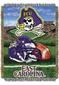 East Carolina Pirates 48x60 Home Field Advantage Tapestry Blanket