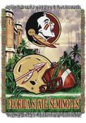Florida State Seminoles 48x60 Home Field Advantage Tapestry Blanket