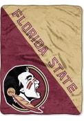 Florida State Seminoles Halftone Micro Raschel Blanket