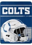 Indianapolis Colts Run Micro Raschel Blanket