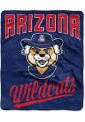 Arizona Wildcats Alumni Raschel Blanket