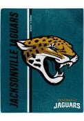 Jacksonville Jaguars Restructure Raschel Blanket