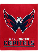 Washington Capitals Interference Raschel Blanket