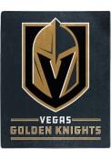 Vegas Golden Knights Interference Raschel Blanket
