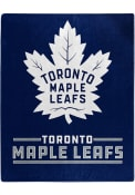 Toronto Maple Leafs Interference Raschel Blanket