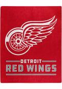 Detroit Red Wings Interference Raschel Blanket