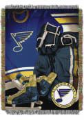 St Louis Blues Vintage Tapestry Blanket