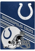 Indianapolis Colts Silk Touch Fleece Blanket