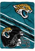 Jacksonville Jaguars Silk Touch Fleece Blanket