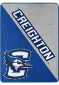 Creighton Bluejays Micro Raschel Blanket