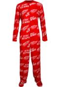 Detroit Red Wings Wildcard Union Sleep Pants - Red