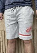 Detroit Red Wings Throttle Shorts - Grey