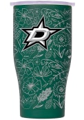 Dallas Stars Chaser 27oz Floral Print Stainless Steel Tumbler - Green