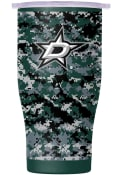 Dallas Stars Chaser 27oz Digital Print Stainless Steel Tumbler - Green