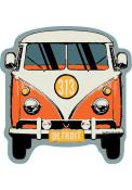 Detroit VW Bus Stickers