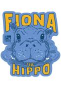 Cincinnati Fiona The Hippo Stickers