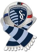 Sporting Kansas City Scarf Collector Pin
