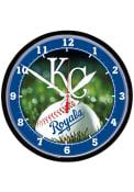 Kansas City Royals 12.75 inch Round Wall Clock
