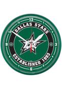 Dallas Stars 12.75 inch Round Wall Clock