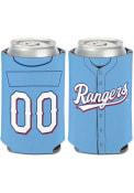 Texas Rangers Powder Blue Jersey 12oz Coolie