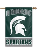 Michigan State Spartans Team Name Banner
