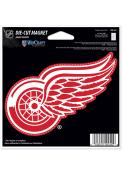 Detroit Red Wings 4.5x6 die cut Magnet