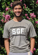 Springfield Heather Woodland SGF Block and Bars Short Sleeve T-Shirt