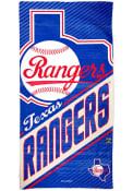 Texas Rangers Spectra Beach Towel