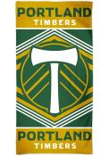 Portland Timbers Spectra Beach Towel