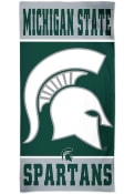 Michigan State Spartans Spectra Beach Towel