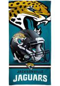 Jacksonville Jaguars Spectra Beach Towel