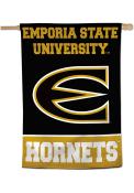 Emporia State Hornets 28x40 Banner