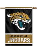Jacksonville Jaguars 28x40 Banner