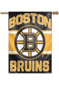 Boston Bruins 28x40 Banner