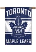 Toronto Maple Leafs 28x40 Banner