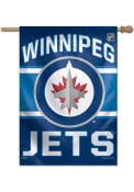 Winnipeg Jets 28x40 Banner